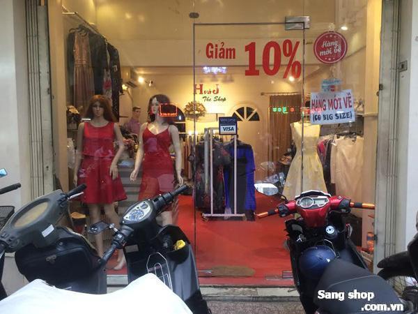 Sang Shop Thời Trang đường Nguyễn Thiệt Thuật