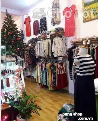 Sang shop thời trang đường Nguyễn Văn Lượng