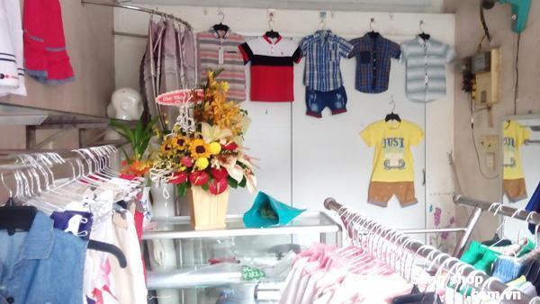 Sang Shop thời trang đường Phạm Ngũ Lão