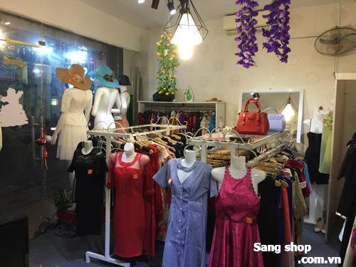 Sang shop thời trang đường Tô Ngọc Vân