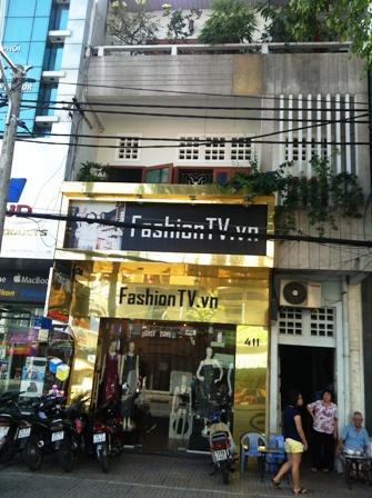 Sang shop thời trang đường Võ Văn Tần quận 3