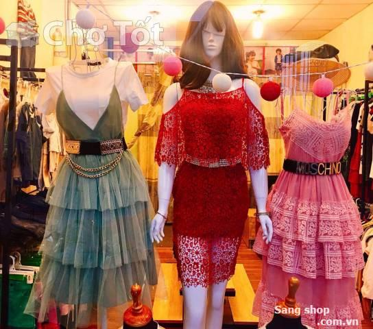 Sang shop thời trang gần chợ Đông Thạnh