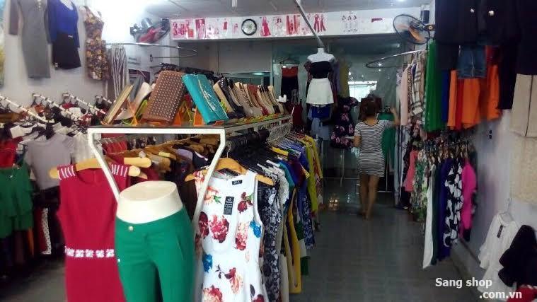 Sang shop thời trang gần chợ Hạnh Thông Tây