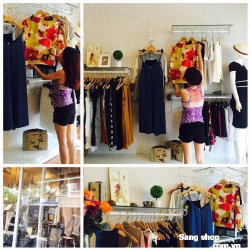 Sang Shop thời trang giá rẻ quận Bình Thạnh