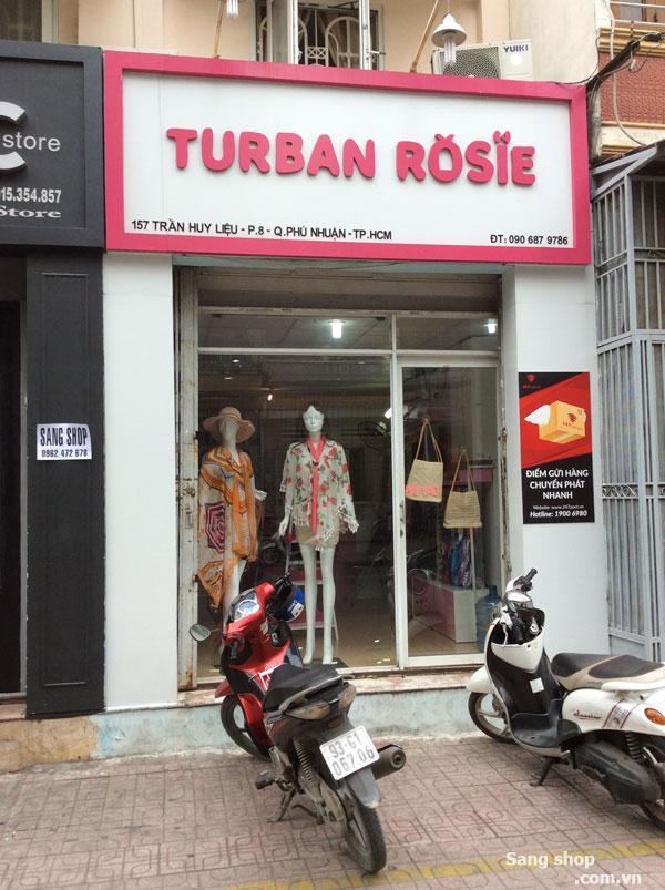 Sang shop thời trang giá rẻ Quận Phú Nhuận