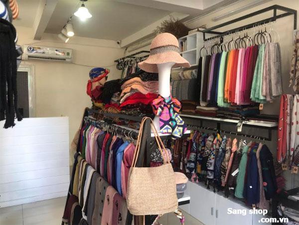 Sang shop thời trang góc 2 mặt tiền