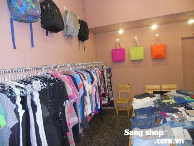 Sang shop thời trang hàng hiệu quận 5