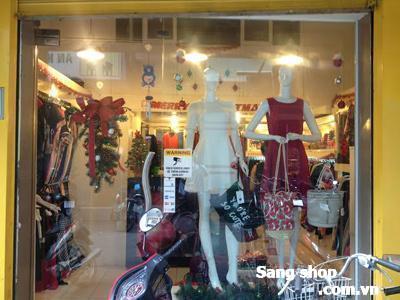 Sang shop thời trang hàng hiệu xách tay