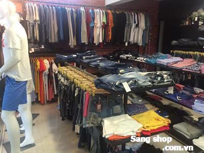 Sang shop thời trang hàng hiệu xuất khẩu