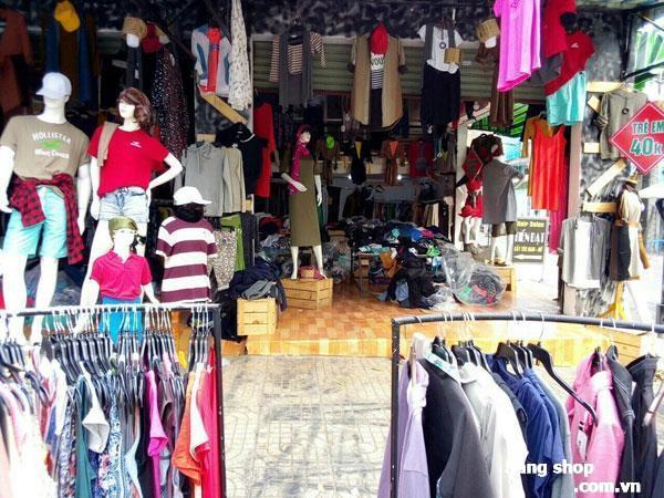 Sang shop thời trang Hàng Hiệu Xuất Khẩu Góc 2 MT