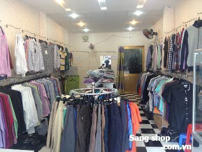 Sang shop thời trang hàng xuất khẩu Quận 11