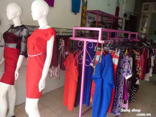 Sang shop thời trang Hoặc MB Quận 7