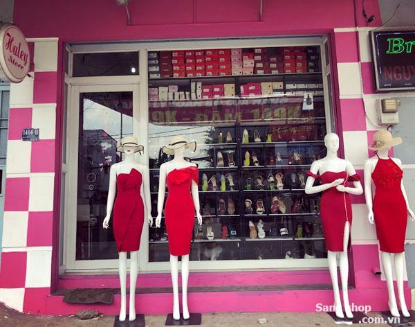 Sang shop thời trang Huỳnh Tấn Phát quận 7