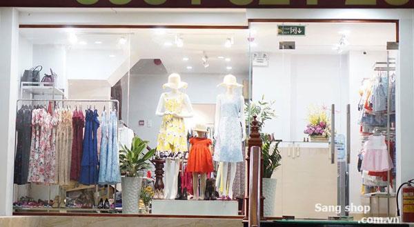 Sang shop thời trang khu sầm uất trung tâm Q1