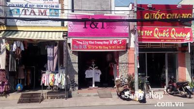 Sang Shop thời trang Lái Thiêu, Bình Dương.