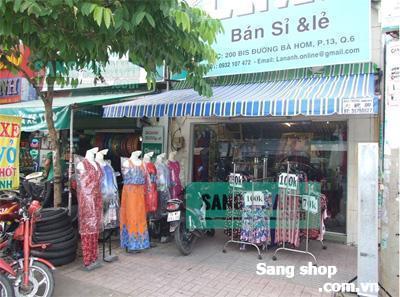 Sang shop thời trang Lan Anh quận 6