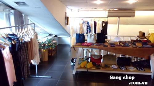 Sang shop thời trang lầu 2 đường Nguyễn Du