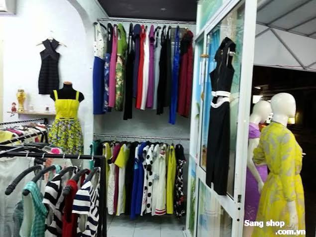Sang shop thời trang mặt tiền  Điện Biên Phủ