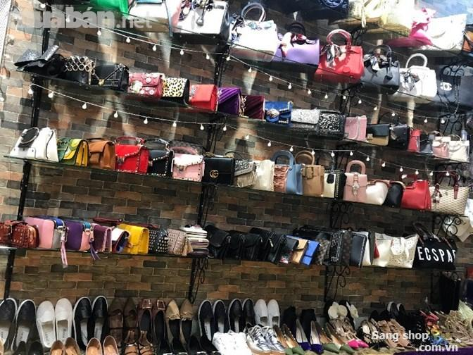 Sang shop thời trang mặt tiền đường Bùi Đình Túy