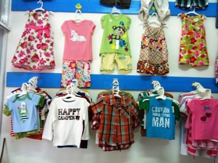 Sang shop thời trang mặt tiền đường Lê Trọng Tấn