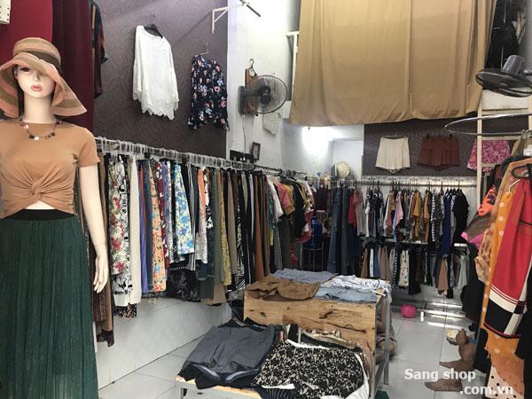 Sang shop thời trang mặt tiền đường Tân Kỳ Tân Quý