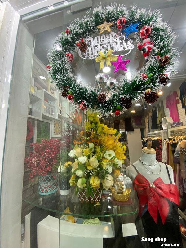 Sang Shop thời trang mới mở ở Bắc Hải, Q.10