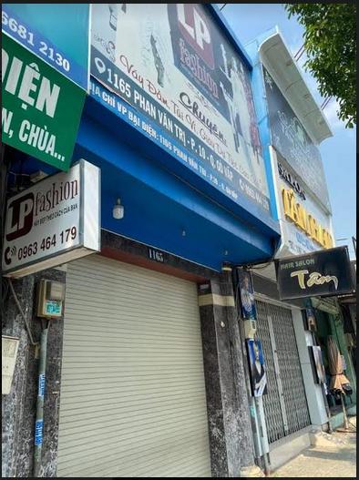 Sang shop thời trang MT Phan Văn Trị, Gò Vấp