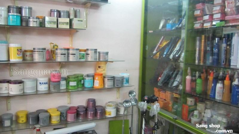 Sang shop thời trang, mỹ phẩm và phụ liệu tóc