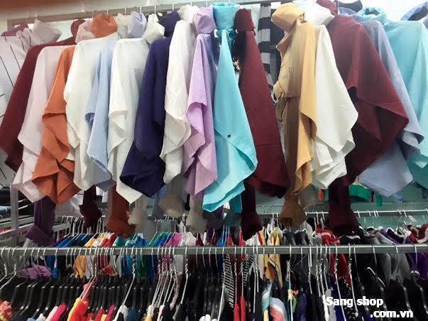 Sang shop thời trang Nam + nữ  khu Hóc Môn