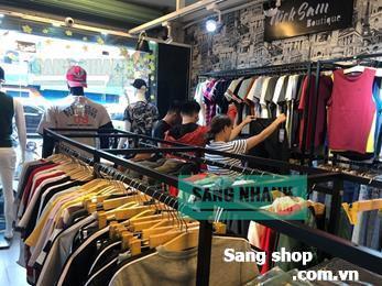 Sang shop thời trang nam quận 8
