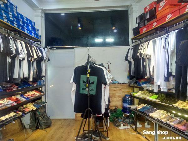 Sang shop thời trang Nam đường Lê Văn Sỹ