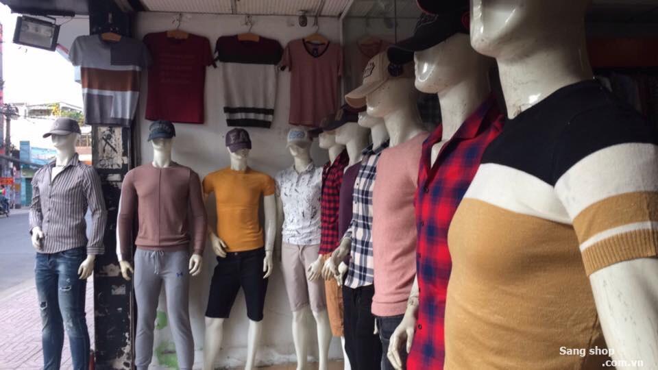 Sang shop thời trang nam kinh doanh lâu năm