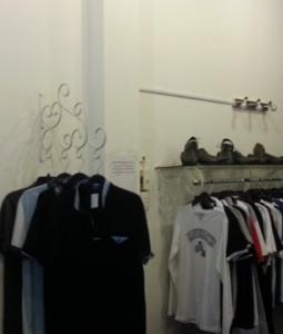 Sang shop thời trang nam mặt tiền đường Bắc Hải Q10 Tp.HCM