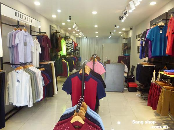 Sang shop thời trang nam Nhượng quyền Thương Hiệu