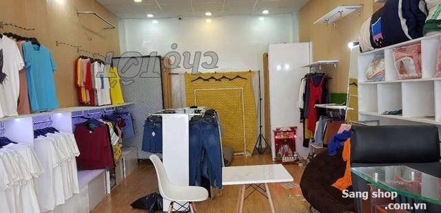 Sang shop thời trang nam nữ Quận gò vấp
