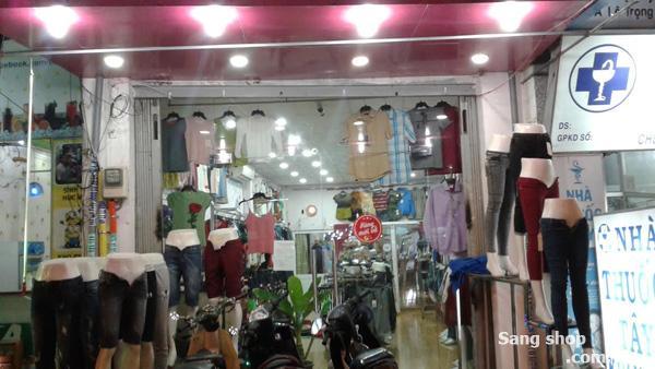 Sang shop Thời Trang Nam Nữ quận Tân Phú