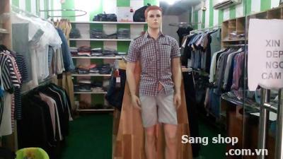 SANG SHOP THỜI TRANG NAM Q.11