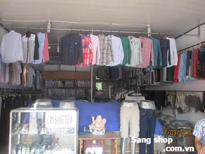 Sang shop Thời Trang Nam Q.7
