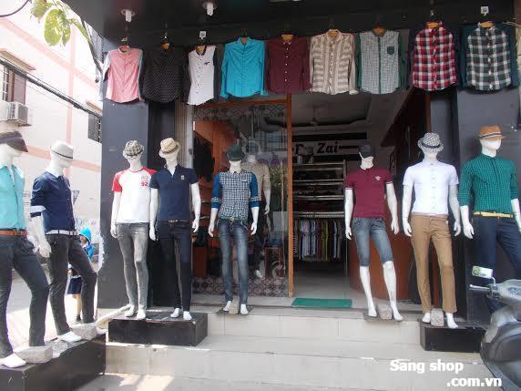 Sang shop thời trang nam quận 12