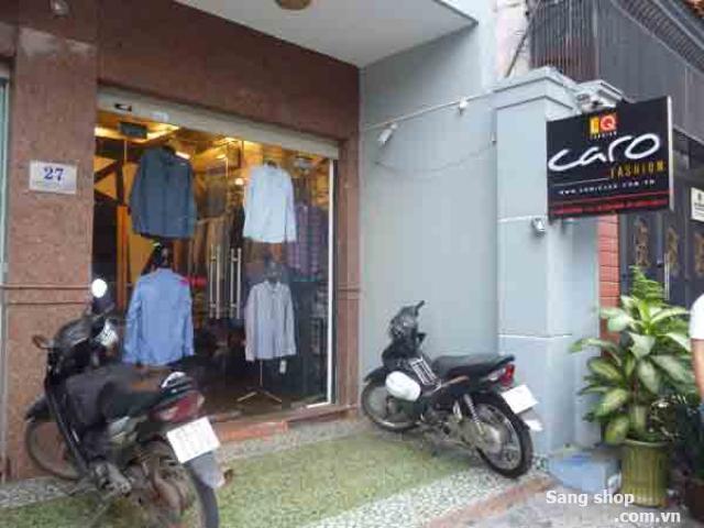 Sang Shop thời trang nam quận Tân Bình