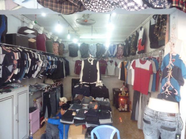 Sang shop thời trang nam quận Thủ Đức