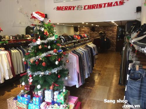 Sang Shop thời trang Nam trung tâm quận 1