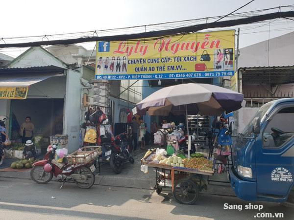 Sang shop thời trang ngay chợ chuyên túi xách, đồ trẻ e