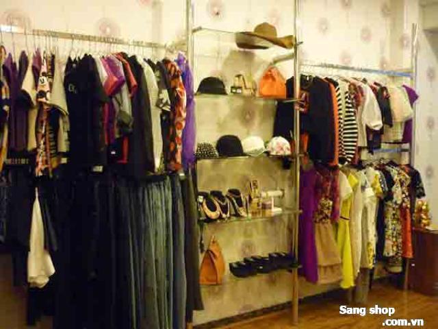 Sang Shop thời trang Nguyễn Thiện Thuật, quận 3