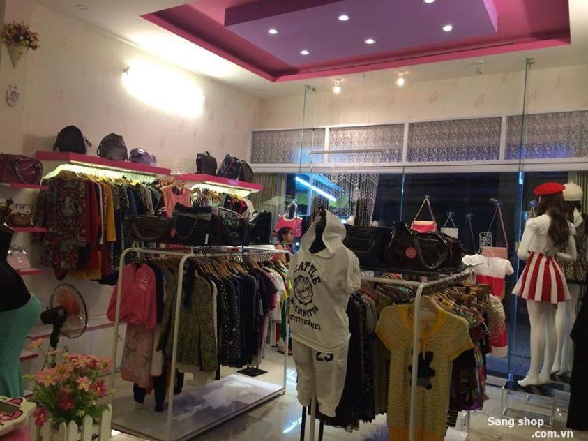 Sang Shop Thời Trang Nữ  đường Hưng Phú  quận 8