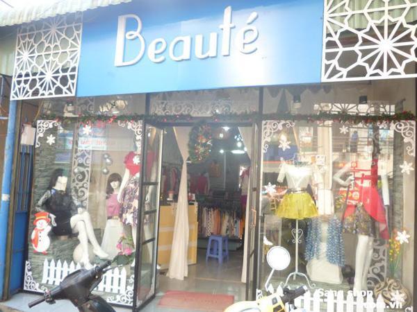 Sang shop thời trang Nữ  đường Võ Thành Long