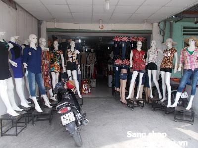 Sang shop thời trang nữ  quận Tân Bình