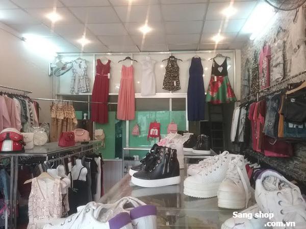 Sang Shop thời trang nữ + tóc giả Đồng An 3