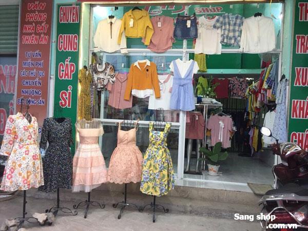Sang shop thời trang Nữ Bình Dương