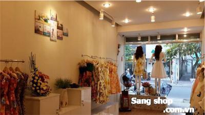 SANG SHOP THỜI TRANG NỮ CAO CẤP Ở TP.HCM